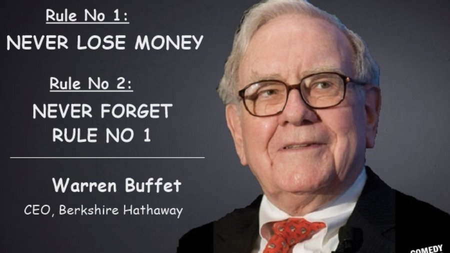 Warren Buffet Inspiration:  We Won The Lottery!