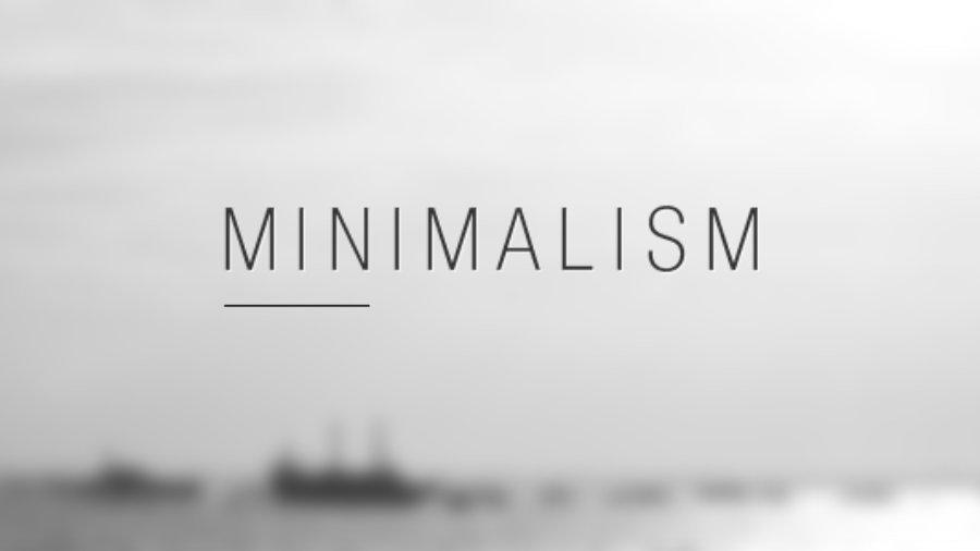 Minimal Me.  Minimal You.