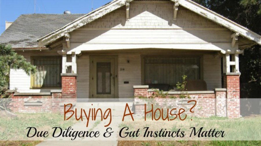 dilapidated house - buying a house