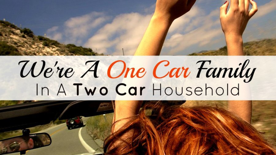 road trip - one car family