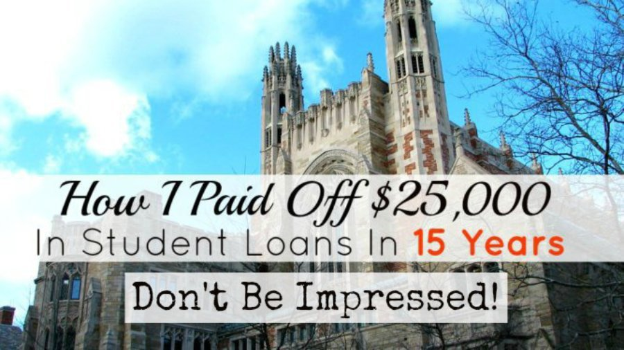 Yale - Student Loans