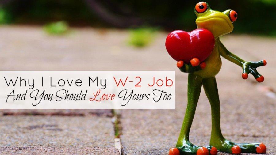 frog - W-2 job