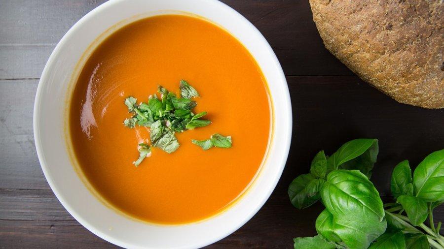 Tomato soup - Fall Comfort Food
