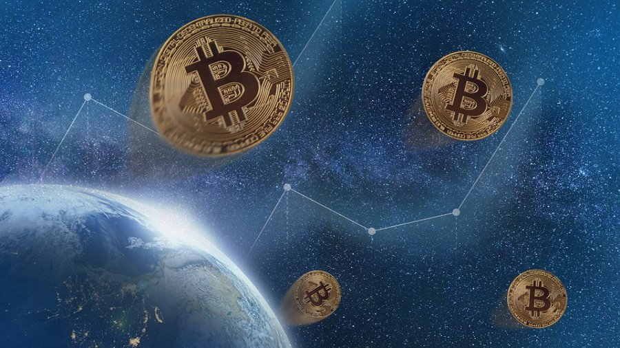 bitcoin - invest in currency