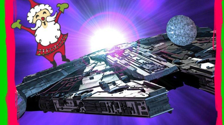 Star wars - Christmas Crunch